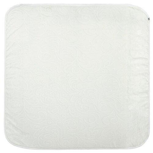 Фото - Плед Сонный Гномик Зефир 100х100 см молочный пледы сонный гномик зефир