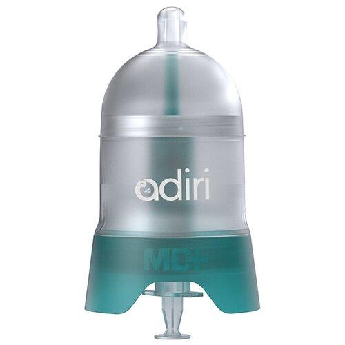 Купить Adiri Бутылочка с системой подачи лекарств Adiri MD+, 118 мл, с рождения, зеленый, Бутылочки и ниблеры