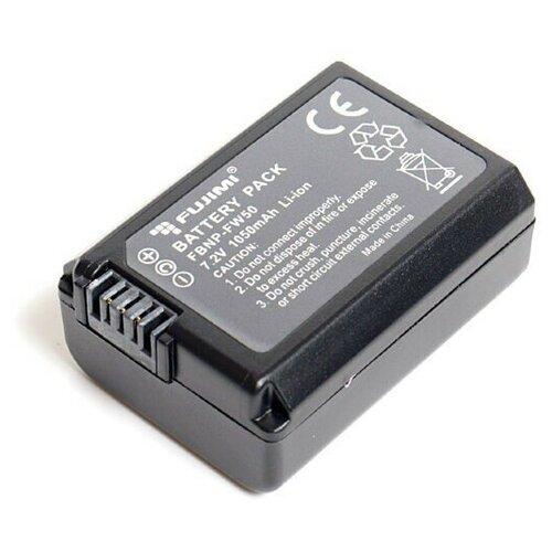 Фото - Fujimi FBNP-FW50 Аккумулятор для фото-видео камер fujimi lp e17 зу аккумулятор для фото и видео камер в комплекте с зу