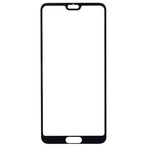 Защитное стекло Gosso FULL SCREEN для Huawei P20 Pro черный