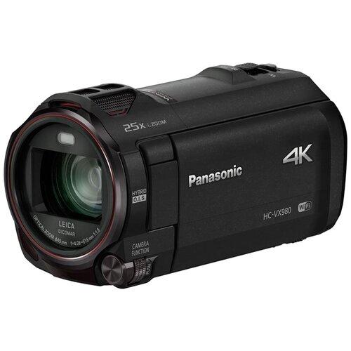 Фото - Видеокамера Panasonic HC-VX980 черный видеокамера panasonic hc mdh3e black