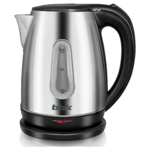 Чайник BBK EK1761S, серебристый