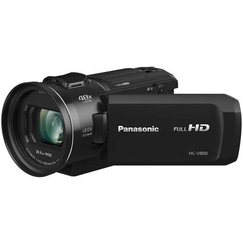 Фото - Видеокамера Panasonic HC-V800 черный видеокамера panasonic hc mdh3e