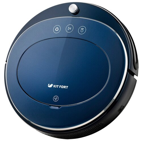Робот-пылесос Kitfort KT-532 синий