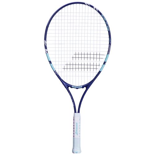 Ракетка для большого тенниса Babolat B`FLY 25 25'' 00 фиолетовый/белый ракетка для большого тенниса babolat b fly 23 gr000 140244 детская 7 9 лет фиолет бирюзовый