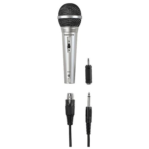Микрофон Thomson M151, серебристый