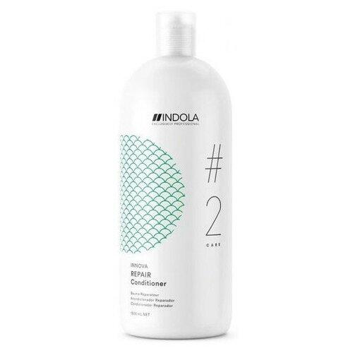 Фото - Кондиционер для волос Indola Innova Care Repair Conditioner Восстанавливающий кондиционер для сухих и поврежденных волос 1500 мл. шампунь для восстановления поврежденных волос indola innova repair shampoo 300 мл