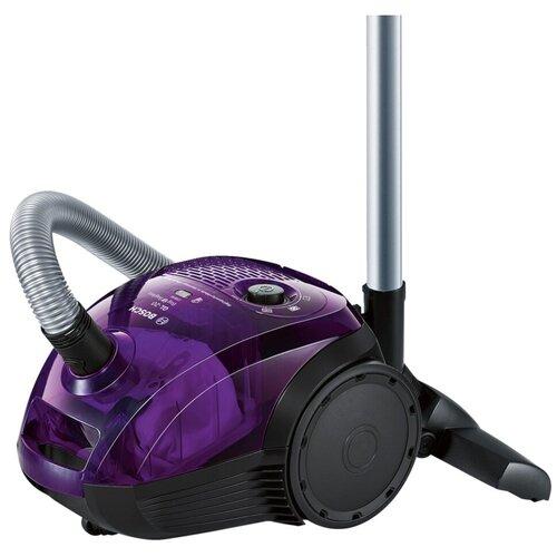 Пылесос Bosch BGN 21700, фиолетовый фото