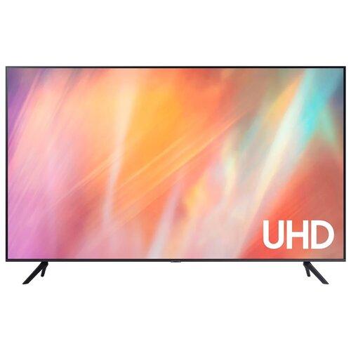 Фото - Телевизор Samsung UE50AU7170 50, titan gray телевизор samsung ue43au7570u 43 titan gray