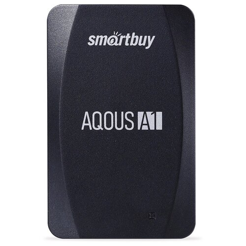 Твердотельный накопитель 512Gb - SmartBuy A1 Drive USB 3.1 Black SB512GB-A1B-U31C
