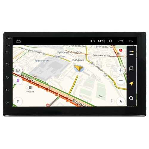 Универсальная Android магнитола AVEL 2DIN AVS070AN (#009DSP) с DSP процессором