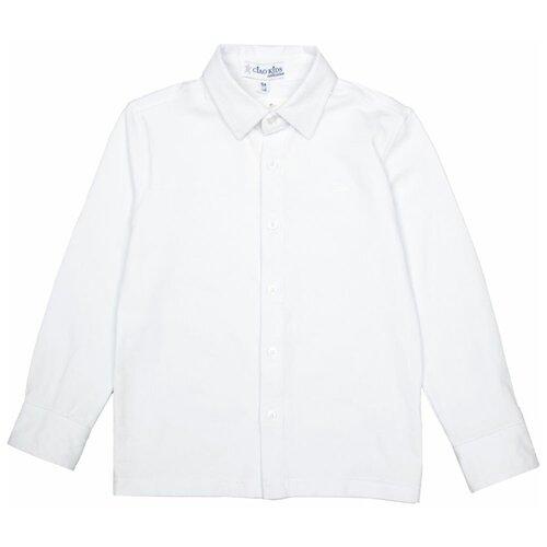 Рубашка Ciao Kids Collection размер 10 лет (140), белый