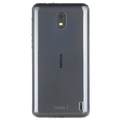 Чехол-накладка Nokia CC-104 для Nokia 2 прозрачный