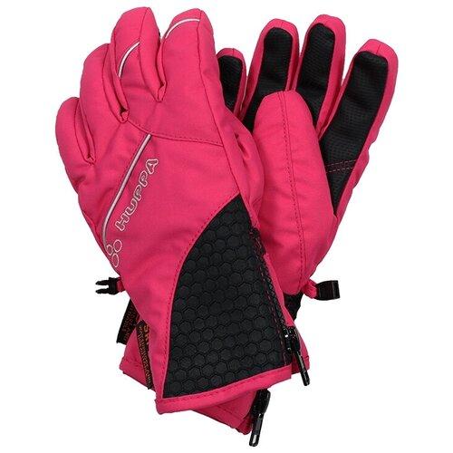 Перчатки Huppa Darian 82640000 размер 4, fuchsia