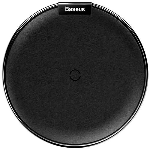 Фото - Беспроводная сетевая зарядка Baseus iX Desktop Wireless Charger, черный беспроводная сетевая зарядка baseus card ultra thin wireless charger черный