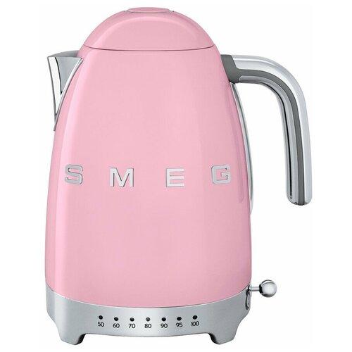 Фото - Чайник Smeg KLF04, розовый чайник smeg klf04 зеленый