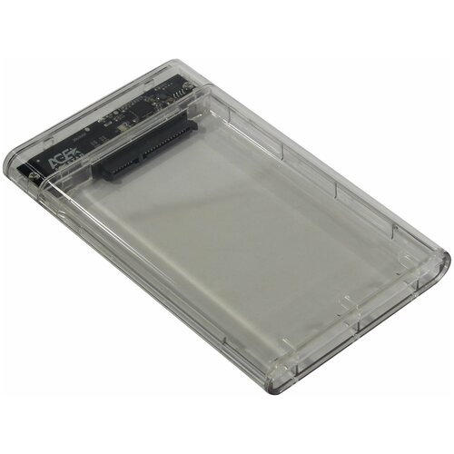 Mobile rack для HDD/SSD AGESTAR 3UB2P4 прозрачный