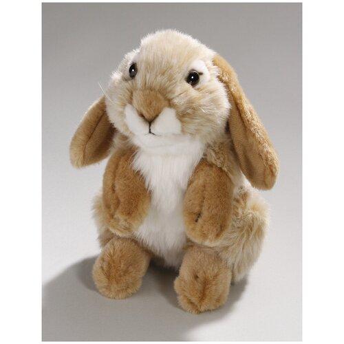 Мягкая игрушка Leosco Зайчик светло-коричневый