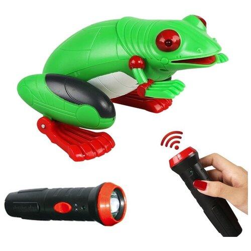 Купить Радиоуправляемый робот ZF Зеленая Лягушка - ZF-9984B, Jiahuifeng, Роботы и трансформеры