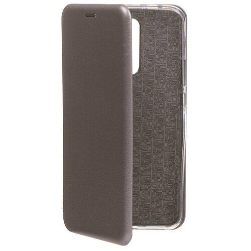 Фото - Чехол Zibelino для Xiaomi Redmi 9 Book Platinum Grey ZB-XIA- чехол zibelino для xiaomi redmi 9 book platinum grey zb xia rdm 9 gry