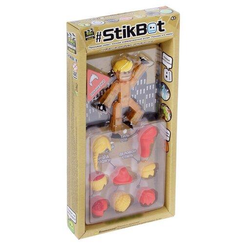Фото - Zing Набор игровой Стикбот «Фигурки с аксессуарами», микс stikbot tst620 стикбот фигурки с аксессуарами