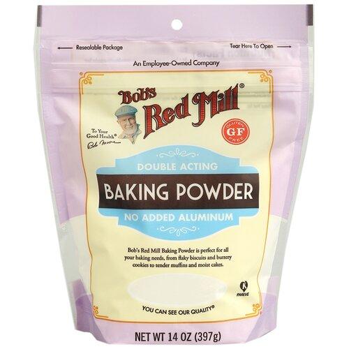 Разрыхлитель Пекарский Порошок Двойного Действия Без Добавления Алюминия Bob's Red Mill, Gluten Free, Vega