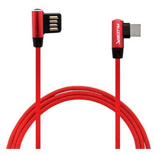 Кабель синхронизации USB Auzer AC-T26RD Type-C кабель синхронизации micro usb auzer ac m21we