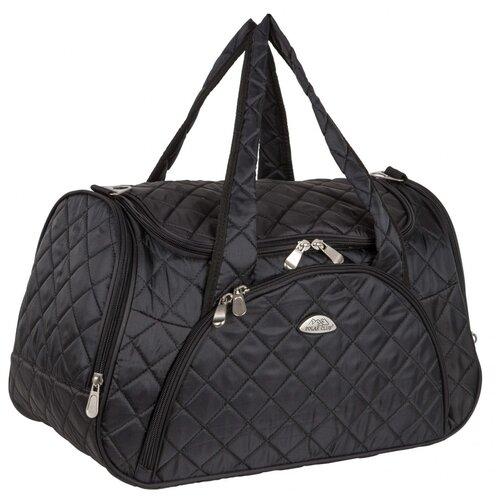 Спортивная сумка Polar, 7069с черная сумка polar polar po001bwfyur2
