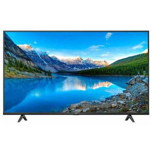Фото - Телевизор TCL 55P615 55, черный телевизор tcl led40d3000 40 2018 черный