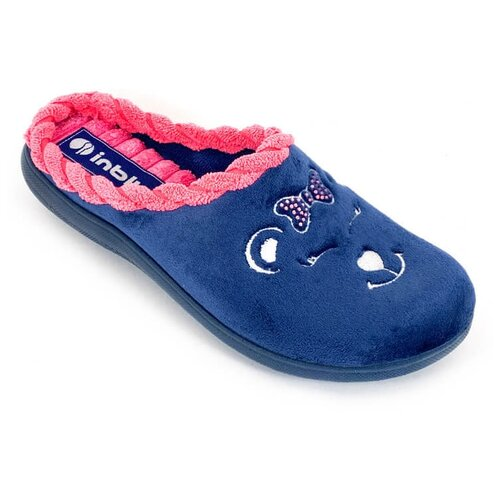 Тапочки Inblu синий 39