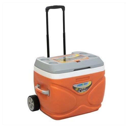 PINNACLE Изотерм. контейнер на колесах PRUDENCE 66л оранжевый TPX-3008-66-O PINNACLE