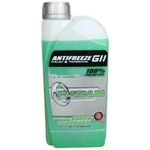 Антифриз зеленый G11 PLATINUM 1л