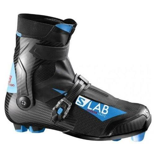 Ботинки лыжные SALOMON S-LAB CARBON SKATE Prolink NNN 17/18 399314 45 RU кроссовки salomon salomon s lab sense 8