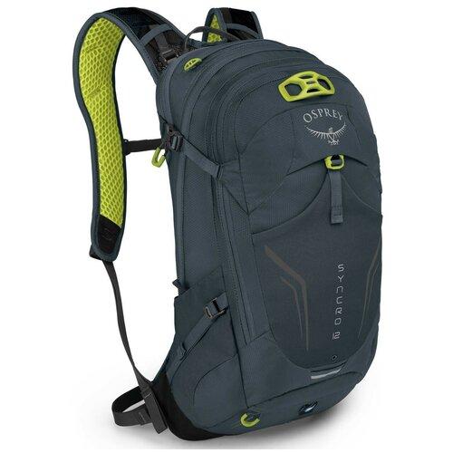 Рюкзак велосипедный Osprey Syncro 12 (цвет: wolf grey)
