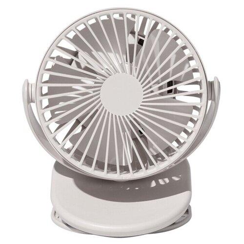 Вентилятор настольный Xiaomi SOLOVE Clip Fan (F3-FAN) Grey