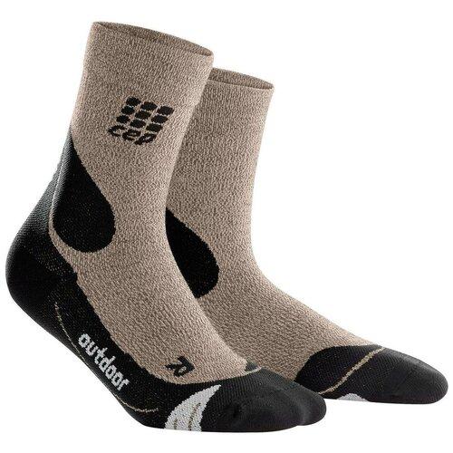 Носки Cep C05W, размер IV, песочный