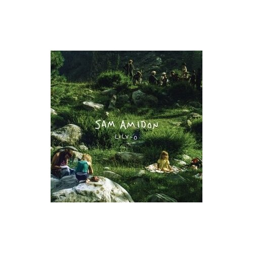 caravan waterloo lily lp Виниловые пластинки, NONESUCH, SAM AMIDON - Lily-O (LP)