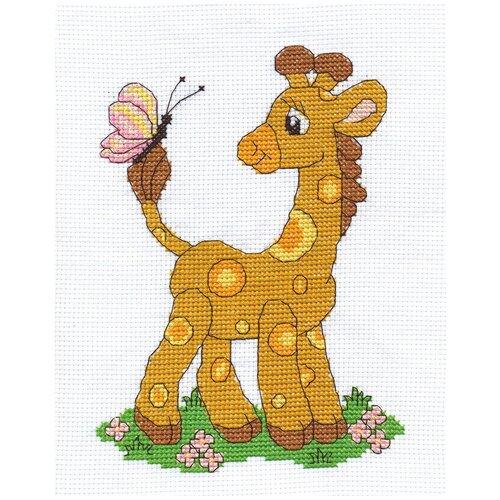 Klart набор для вышивания 8-004 Жирафик