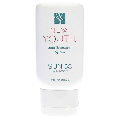 Крем косметический солнцезащитный New Youth Sun 30 with Z-Cote