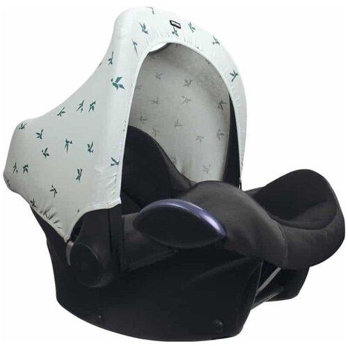DOOKY капюшон для автокресла DOOKY Hoody grey jade подушка для переноски автокресла dooky arm cushion grey stars