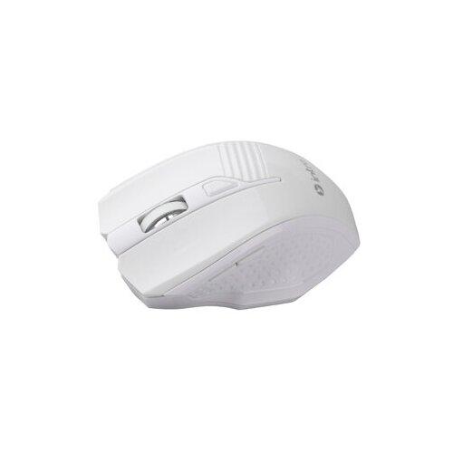 Intro Мышь беспроводная Intro MW195 White