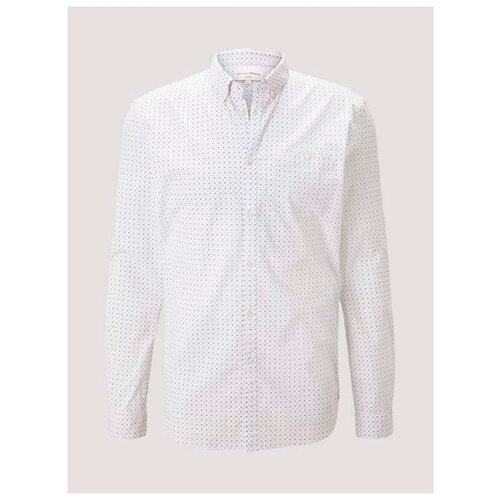 Рубашка Tom Tailor размер XL 23978 белый