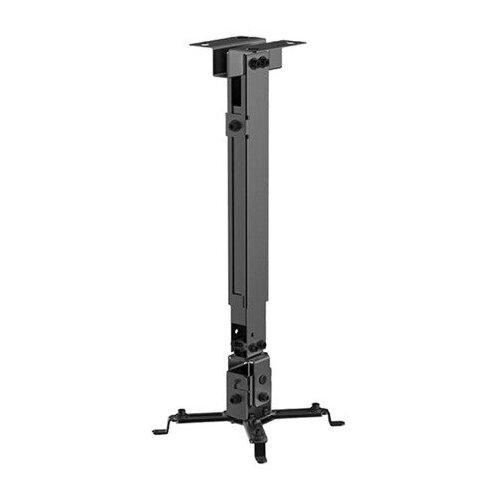 Фото - Кронштейн для проекторов настенно-потолочный ARM MEDIA PROJECTOR-3, 3 степени свободы, высота 43-65 см, 20 кг, 10031, 1 шт. кронштейн arm media projector 3 для проекторов настенно потолочный 3 ст свободы max 20 кг 120 650 mm черный