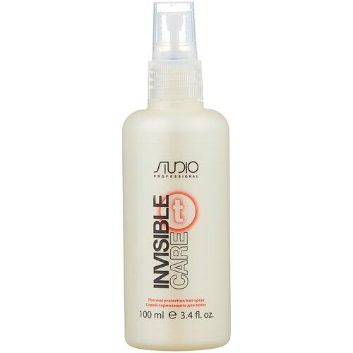 Купить Kapous Professional Спрей-термозащита для волос Invisible care, 100 мл
