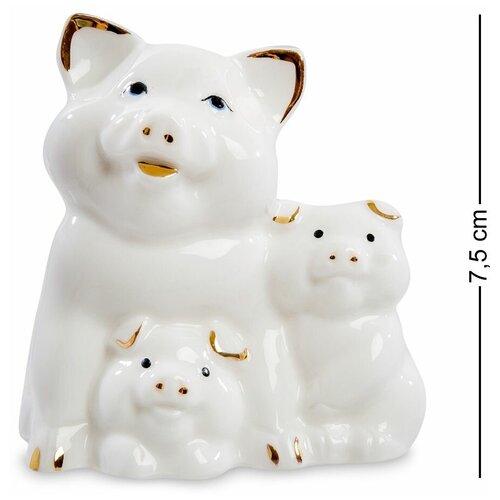 брелок art east 18 см Фигурка Art East ''Счастливая семья'', 108208, белый
