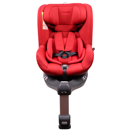 Автомобильное кресло AVOVA™ BA601 Swan-Fix, Maple Red, арт. 1106010