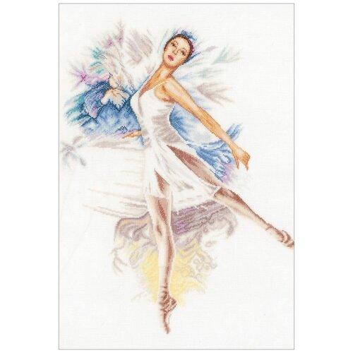 Купить Lanarte Набор для вышивания Балерина 41 х 52 см (PN-0156939), Наборы для вышивания