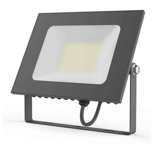 Прожектор светодиодный уличный Gauss Basic 70 Вт 6500К IP65 холодный белый свет (688100370)
