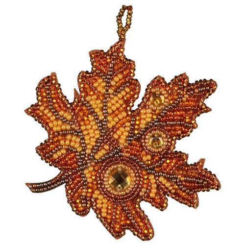 Купить Набор для вышивания NOVA STITCH Осень 8х9 см, NOVA SLOBODA, Наборы для вышивания