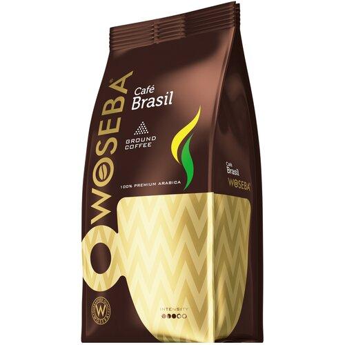 Фото - Кофе молотый Woseba Cafe Brasil, 250 г кофе молотый samba cafe brasil rico 250 г